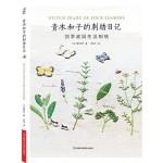 青木和子的刺绣日记:四季庭园生