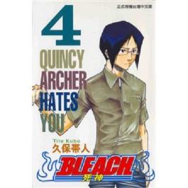 BLEACH死神  (4)