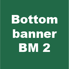 bottom banner bm 5